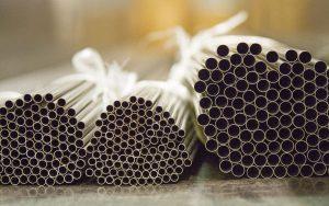 Tubi di precisione in acciaio inossidabile di tecnofar